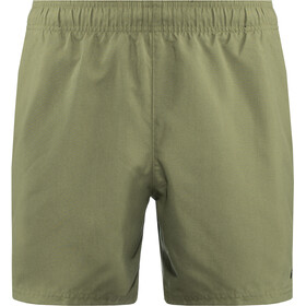 "Nike Swim Solid Lap 5"" Volley Shorts Heren, medium olive"